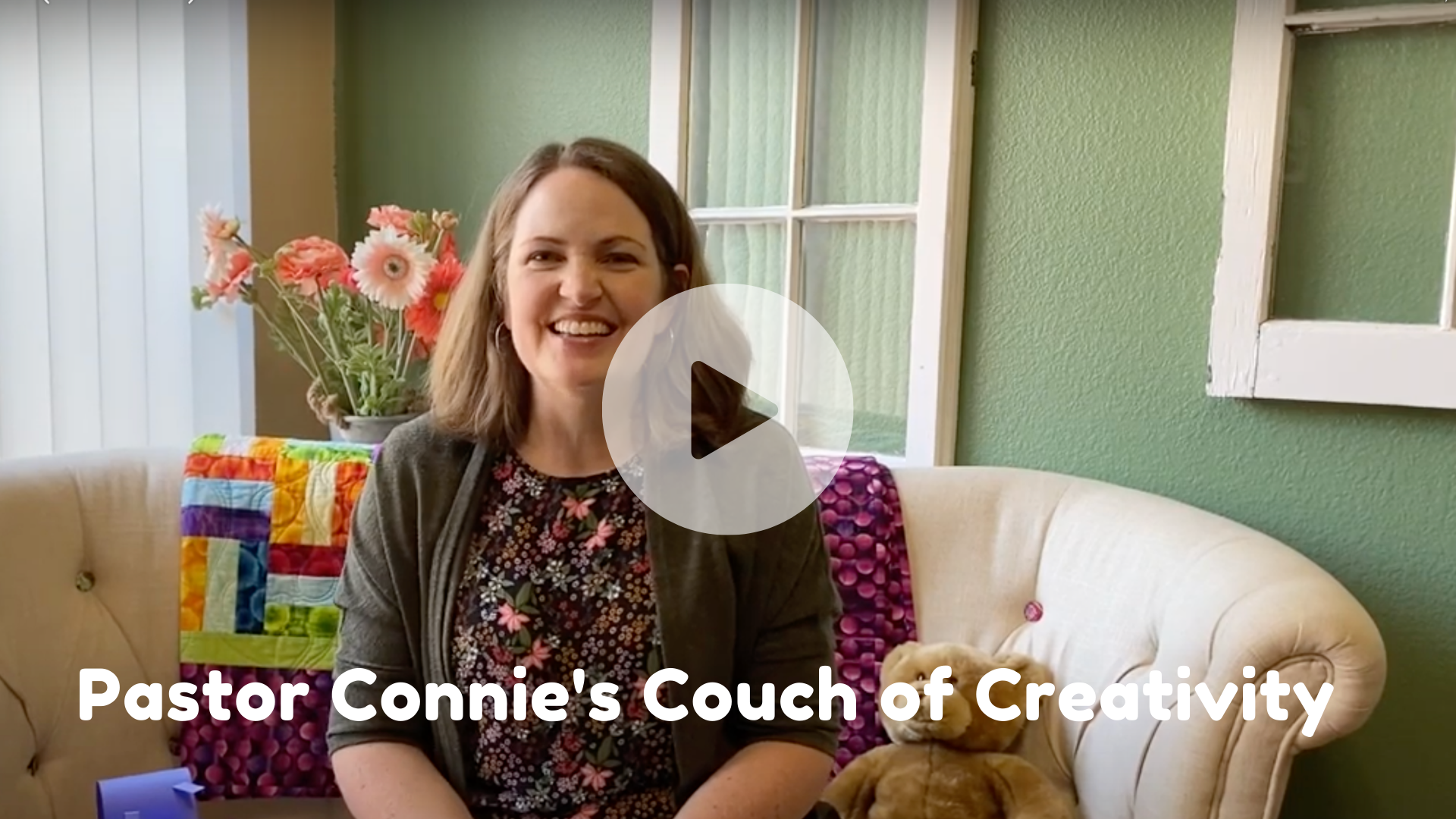 Connie's Couch of Creativity